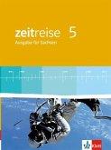Zeitreise. 9. Schuljahr. Schülerbuch. Neue Ausgabe für Sachsen