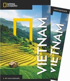 National Geographic Traveler Vietnam mit Maxi-Faltkarte - Sullivan, James; LeBoutillier, Kris