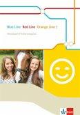 Blue Line - Red Line - Orange Line 3. Workbook Förderausgabe