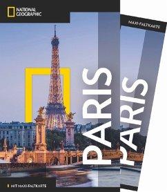 National Geographic Traveler Paris mit Maxi-Faltkarte - Davidson, Lisa; Ayre, Elizabeth