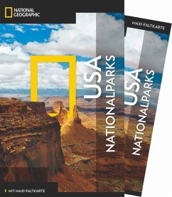 National Geographic Traveler USA-Nationalparks - Fuller, George; Gray, William R.; Howells, Robert Earle