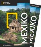 National Geographic Traveler Mexiko mit Maxi-Faltkarte
