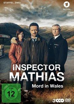 Inspector Mathias - Mord in Wales, Staffel zwei (3 Discs) - Harrington,Richard/Harries,Mali/Daniel,Hannah/+