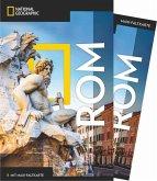 National Geographic Traveler Rom mit Maxi-Faltkarte