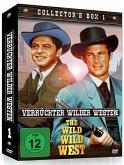 Wild Wild West - Verrückter wilder Westen: CollectorŽs Box 1 DVD-Box