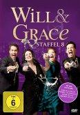 Will & Grace - Staffel 8 (4 Discs)
