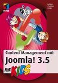 Content Management mit Joomla! 3.5 für Kids (eBook, ePUB)