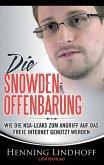 Die Snowden-Offenbarung (eBook, ePUB)