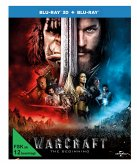 Warcraft: The Beginning (Blu-ray 3D)