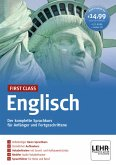 First Class Englisch, 4 CD-ROMs + Audio-CD