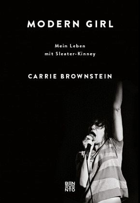 Modern Girl - Brownstein, Carrie