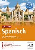 First Class Spanisch, 4 CD-ROMs + Audio-CD