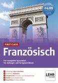 First Class Französisch, 4 CD-ROMs + Audio-CD