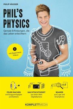 Phil's Physics (eBook, PDF) - Häusser, Philip