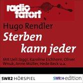 Sterben kann jeder (Radio Tatort) (MP3-Download)