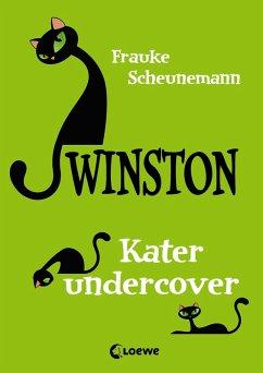 Kater undercover / Winston Bd.5 (eBook, ePUB) - Scheunemann, Frauke