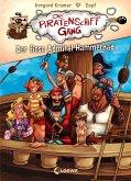 Der fiese Admiral Hammerhäd / Die Piratenschiffgäng Bd.1 (eBook, ePUB)