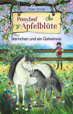 Sternchen und ein Geheimnis / Ponyhof Apfelblüte Bd.7 (eBook, ePUB) - Young, Pippa