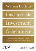 Warren Buffetts fundamentale Investment-Geheimnisse (eBook, PDF)