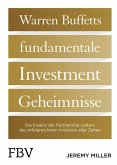 Warren Buffetts fundamentale Investment-Geheimnisse (eBook, ePUB)