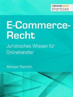 E-Commerce-Recht (eBook, ePUB)