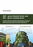 GDF - Green Density Factor and GCF - Green Cooling Factor (eBook, ePUB)