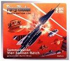 Sammelpunkt Vier-Sonnen-Reich / Perry Rhodan Silberedition Bd.134 (2 MP3-CDs)
