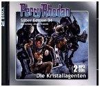 Die Kristallagenten (remastered) / Perry Rhodan Silberedition Bd.34 (2 MP3-CDs)