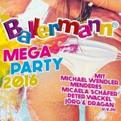 Ballermann Mega Party - Diverse
