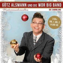Winterwunderwelten-Die Sammlung - Alsmann,Götz/Wdr Big Band