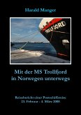 Mit der MS Trollfjord in Norwegen unterwegs (eBook, ePUB)