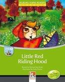 Little Red Riding Hood, mit 1 CD-ROM/Audio-CD