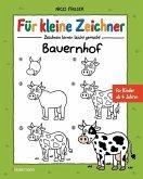 Für kleine Zeichner - Bauernhof (eBook, ePUB)