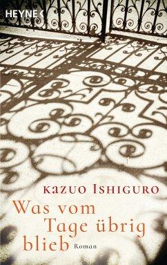 Was vom Tage übrig blieb (eBook, ePUB) - Ishiguro, Kazuo