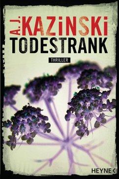 Todestrank / Kommissar Niels Bentzon Bd.3 (eBook, ePUB) - Kazinski, A. J.