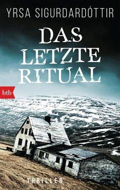 Das letzte Ritual / Anwältin Dóra Gudmundsdóttir Bd.1 (eBook, ePUB) - Sigurdardóttir, Yrsa