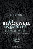 Blackwell Lessons - Entfesselte Lust / Devoted Bd.5 (eBook, ePUB)