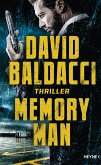 Memory Man / Amos Decker Bd.1 (eBook, ePUB)