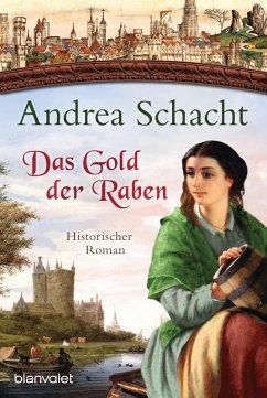 Das Gold der Raben / Myntha, die Fährmannstochter Bd.3 (eBook, ePUB)
