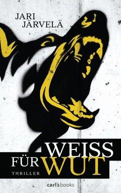 Weiß für Wut / Sprayerin Metro Bd.1 (eBook, ePUB) - Järvelä, Jari