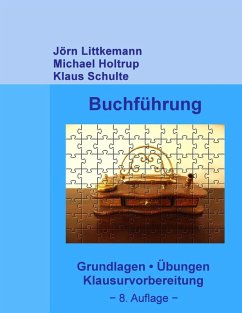 Buchführung, 8. Auflage (eBook, ePUB)