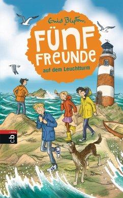 Fünf Freunde auf dem Leuchtturm / Fünf Freunde Bd.16 (eBook, ePUB) - Blyton, Enid