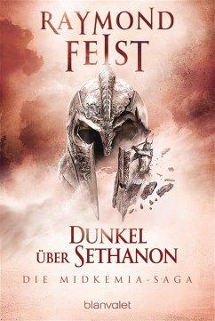Dunkel uber Sethanon / Midkemia Saga Bd.4