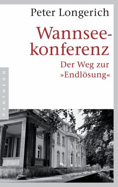Wannseekonferenz (eBook, ePUB) - Longerich, Peter