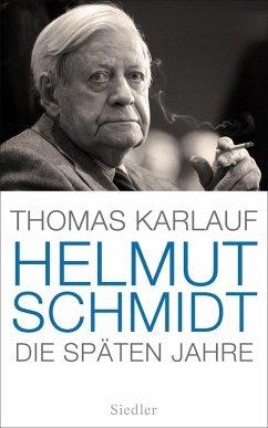 Helmut Schmidt (eBook, ePUB) - Karlauf, Thomas