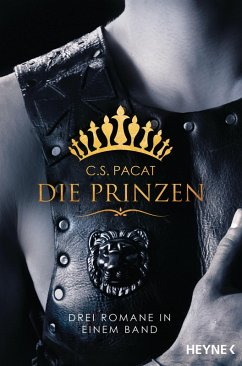Die Prinzen (eBook, ePUB) - Pacat, C. S.