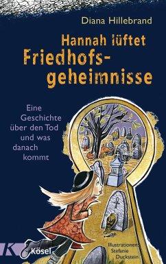 Hannah lüftet Friedhofsgeheimnisse (eBook, ePUB) - Hillebrand, Diana