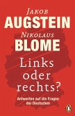 Links oder rechts? (eBook, ePUB)