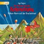 Vulkan-Alarm auf der Dracheninsel / Die Abenteuer des kleinen Drachen Kokosnuss Bd.24 (MP3-Download)