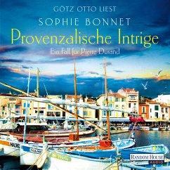 Provenzalische Intrige / Pierre Durand Bd.3 (MP3-Download) - Bonnet, Sophie